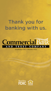 Commercial Bank Mobile Banking- screenshot thumbnail