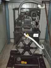 Photo: Generator Yanmar 17 kVA, Bragadiru, Ilfov