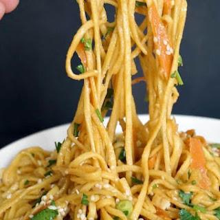 15-Minute Sesame Noodles.