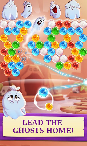 Bubble Witch 3 Saga screenshot 2