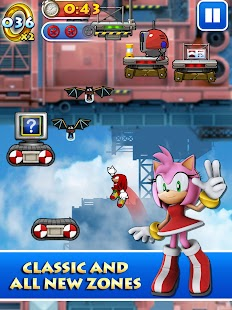 Sonic Jump Screenshot 8