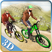 OffRoad Bicycle Rider Game