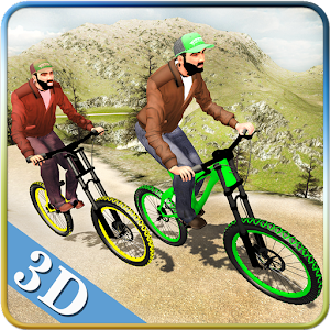 OffRoad Bicycle Rider Game for PC and MAC