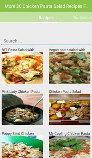 Chicken Pasta Salad Recipes ? Cooking Guide - náhled