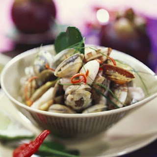 South-east Asian Clam Bowl
