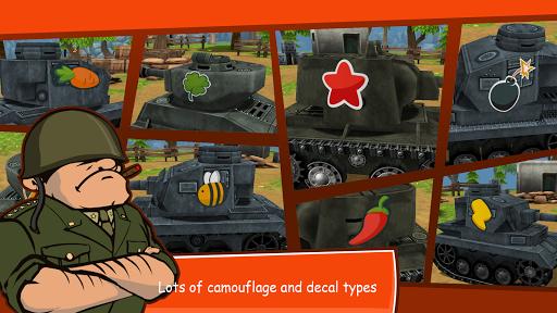 Toon Wars: Battle tanks online APK 2.54 screenshots 3