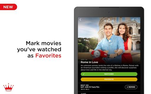 Hallmark Movie Checklist screenshots 9