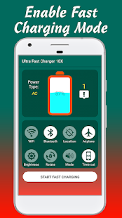 App Ultra Fast Charger 10X APK for Windows Phone