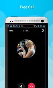 Free video calls and chat App Download For Android 4