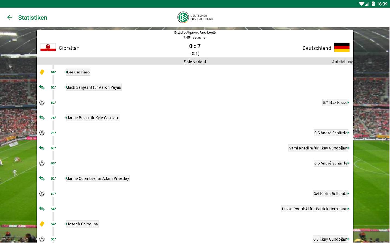 DFB- screenshot