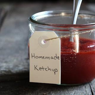 Quick Homemade Ketchup