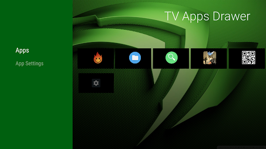 TV Apps Drawer 5