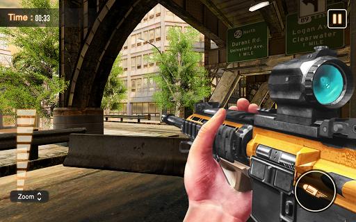Bravo Army Sniper Shooter Assassin FPS Attack Game 1.0.2 screenshots 6