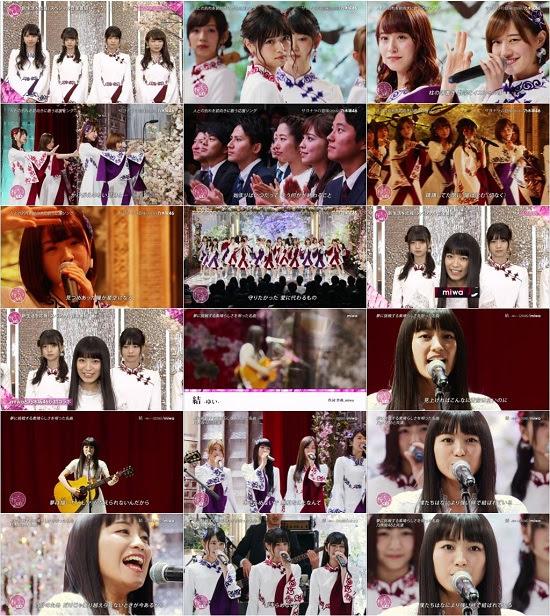 (TV-Music)(1080i) 乃木坂46 Part – Love Music 170407