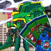 Tải Transform! Dino Robot APK