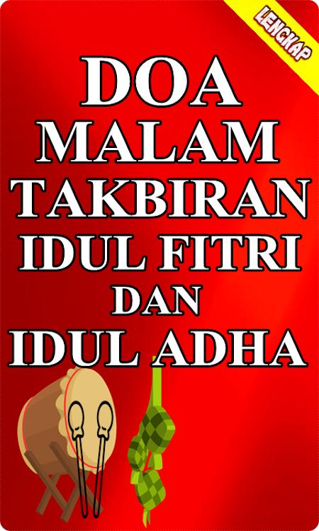 Doa Takbiran Idul Adha Dan Hari Raya Idul Fitri Android