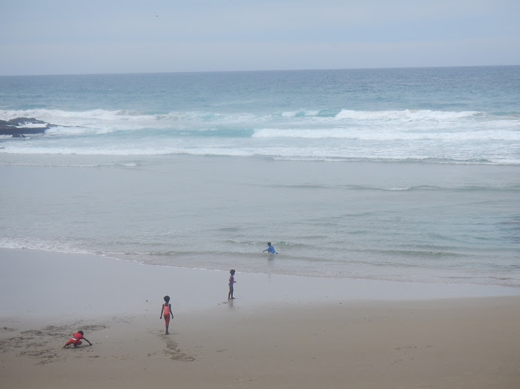 Five young children reportedly drowned while swimming at the notorious Second Beach in Port St Johns during a school trip on Tuesday. Three were rescued by divers while the search for two continues.