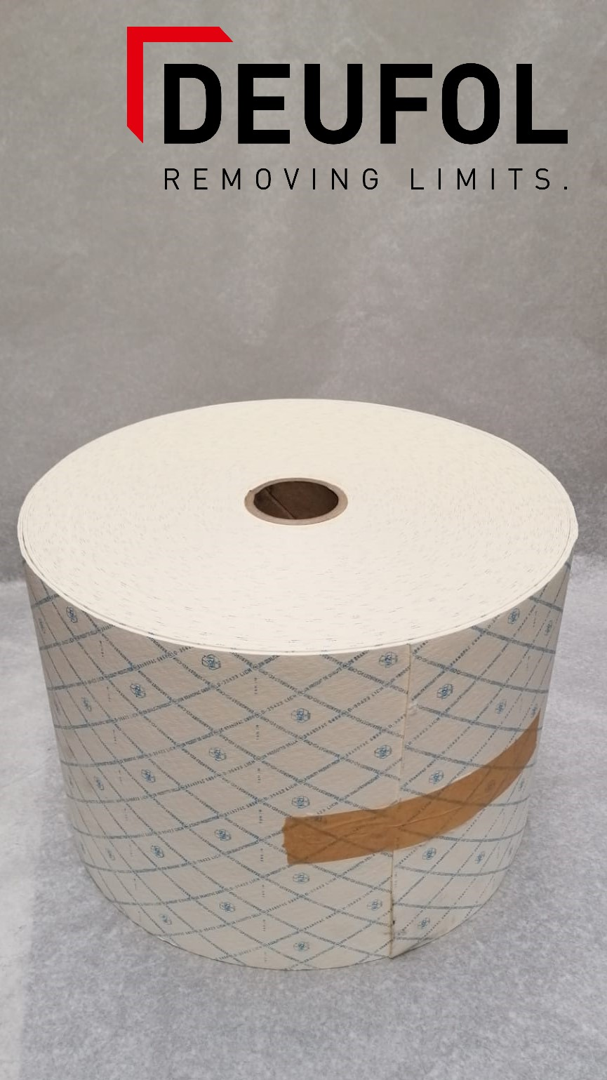 VCI Boost material - sheet 32 cm * 2 mm, on a roll.