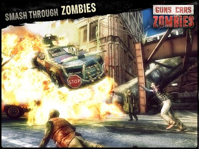Guns, Cars and Zombies 10