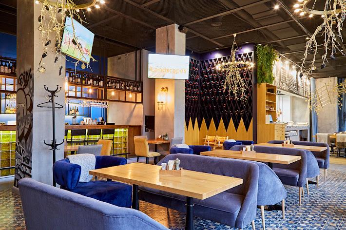 Фото №8 зала Cafe-bar Dilly