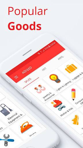 ALI Sale shopping app with sales, express delivery 58 screenshots 2