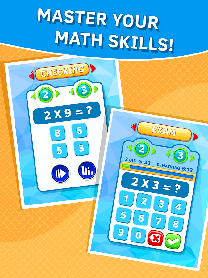Learn times tables games free android apps on google play - Multiplication table games online free ...