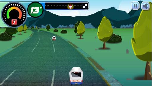 Turbo Bus Racing 1.0.1 screenshots 4