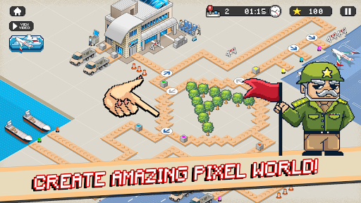 Pixel Cargo 1.0 screenshots 1