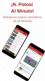 Nacional Potosí Noticias - Futbol de Bolivia - náhled