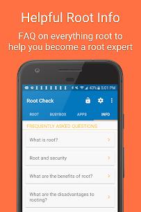 Root Check 3