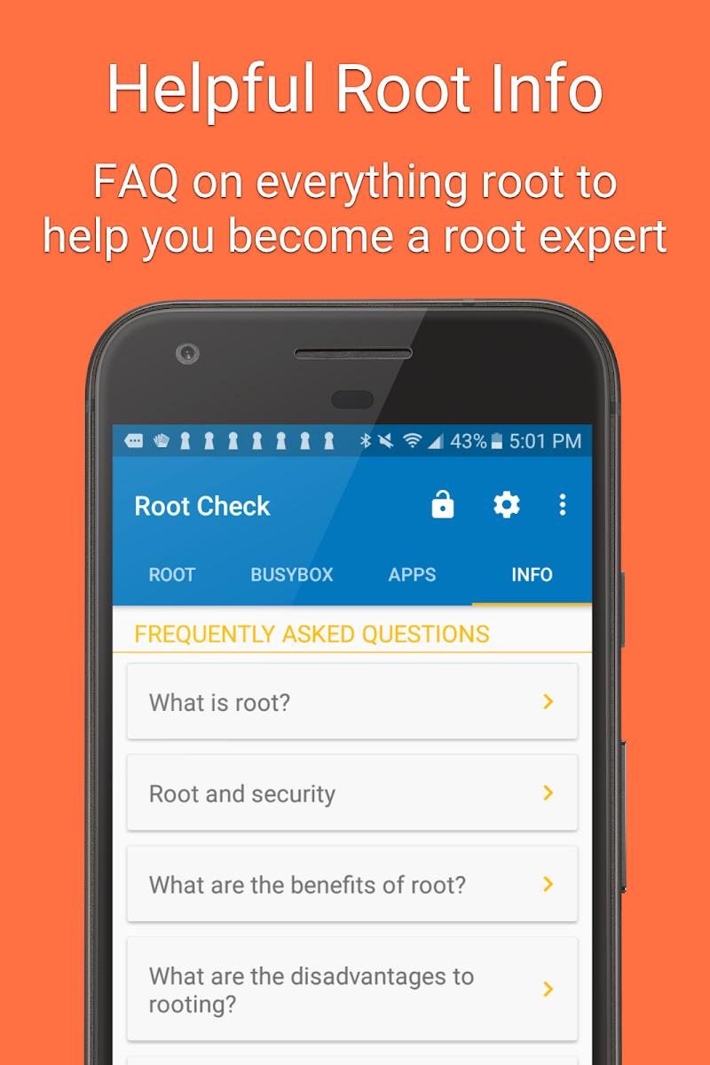 Root Check Screenshot 2