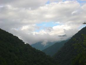 Photo: არაგვის ხეობა. ჩარგლის გზაზე.