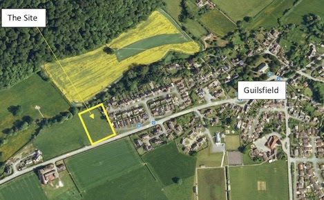 Public meeting over Guilsfield housing plan