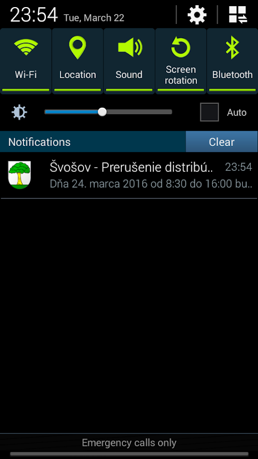 Švošov- screenshot