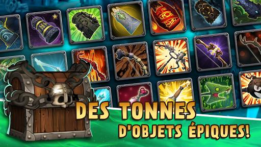 Skull Towers - Tour de défense: Jeux sans wifi  captures d'écran 2