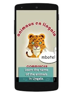 Animals in Lingala - náhled