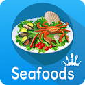 Seafoods Recipes icon