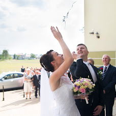 Wedding photographer Tomasz Kalinowski (tkalinowski). Photo of 22.02.2016