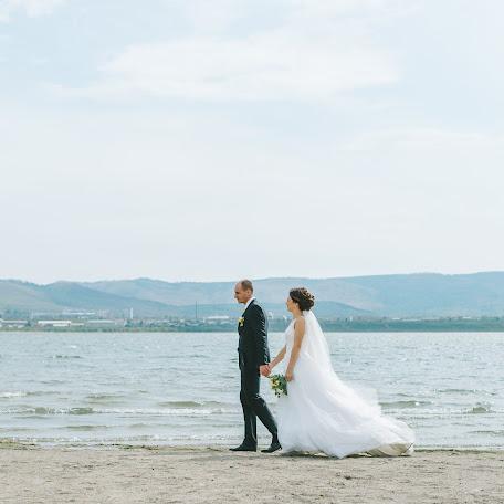 Wedding photographer Yuliya Lepeshkina (Usha). Photo of 18.10.2017