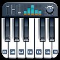 Play Piano keyboard: Real Piano Music Learn icon
