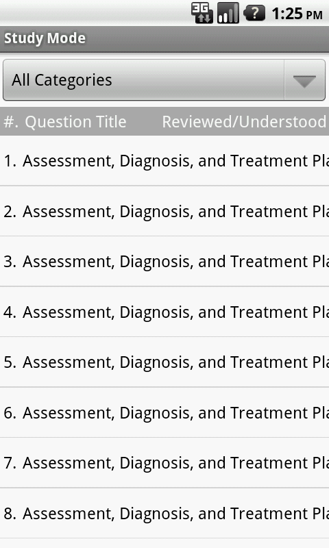 Social Work Clinical Exam Prep- screenshot