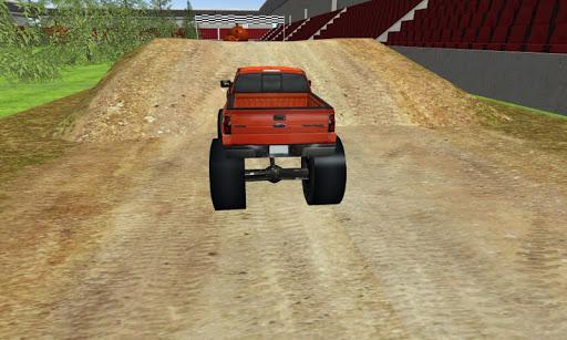 Monster Truck Halloween Racing