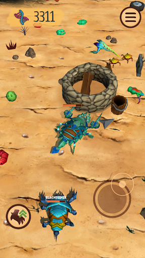 Spore Monsters.io 3D - Breeding Mania 5.2 mod screenshots 4