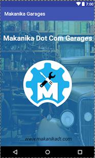 Makanika Dot Com Garages - náhled