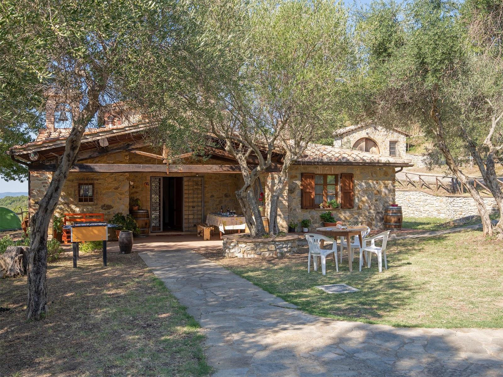 Casa del Bandito_Cinigiano_4