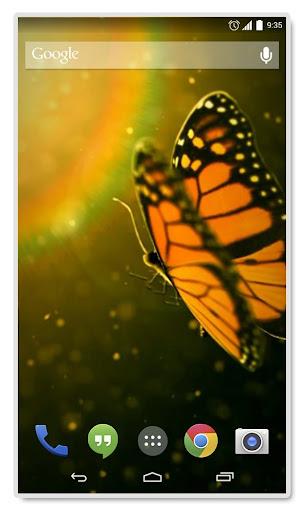 Beautiful Bautterfly 3D LWP