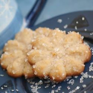 Butter Snow Flakes
