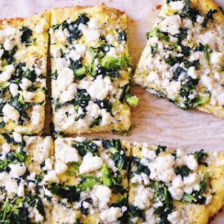 Coconut Flour Pizza Crust (Gluten Free)
