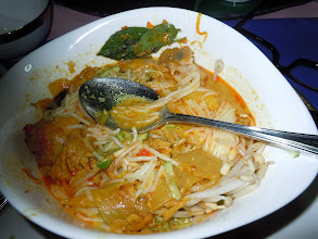 Photo: Curry in Phnom Penh