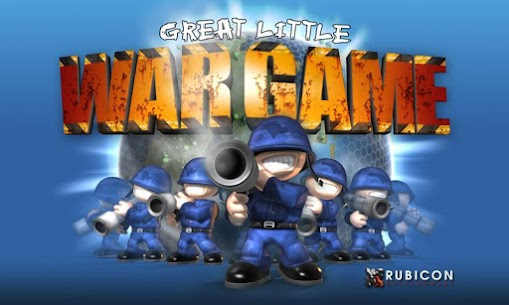 Great Little War Game Apk Download For Android and Iphone 6